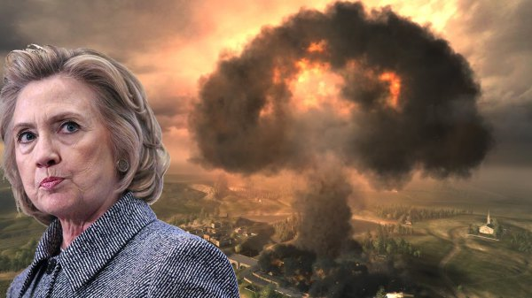 Hillary Clinton is a Threat To All Of Humanity